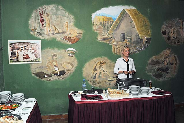 Akce v Muzeu gastronomie