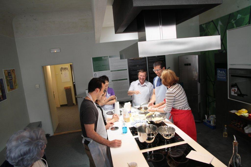 Cooking or Baking Lessons combined with Tour of the Gastronomy Museum