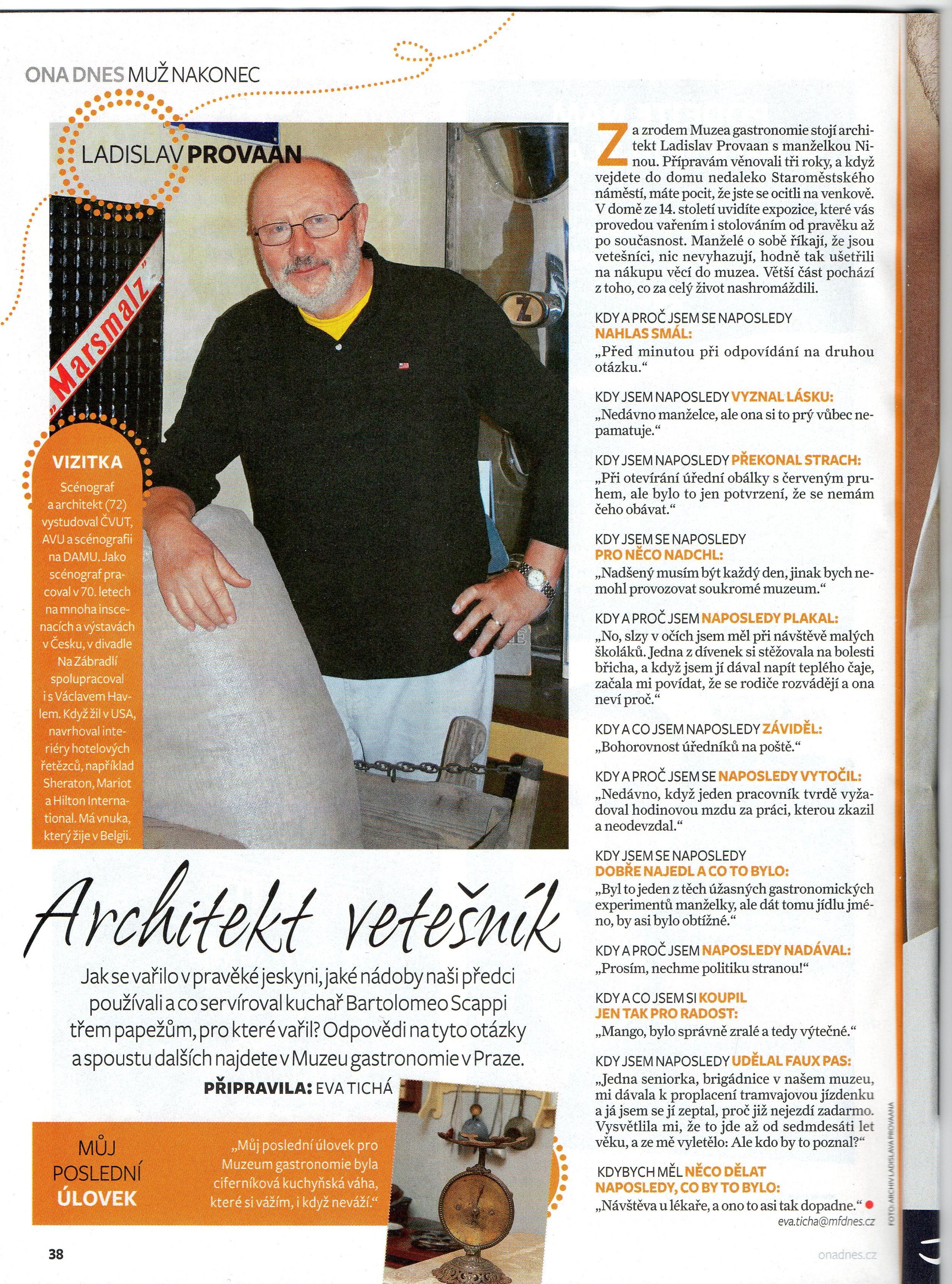 Ladislav Provaan