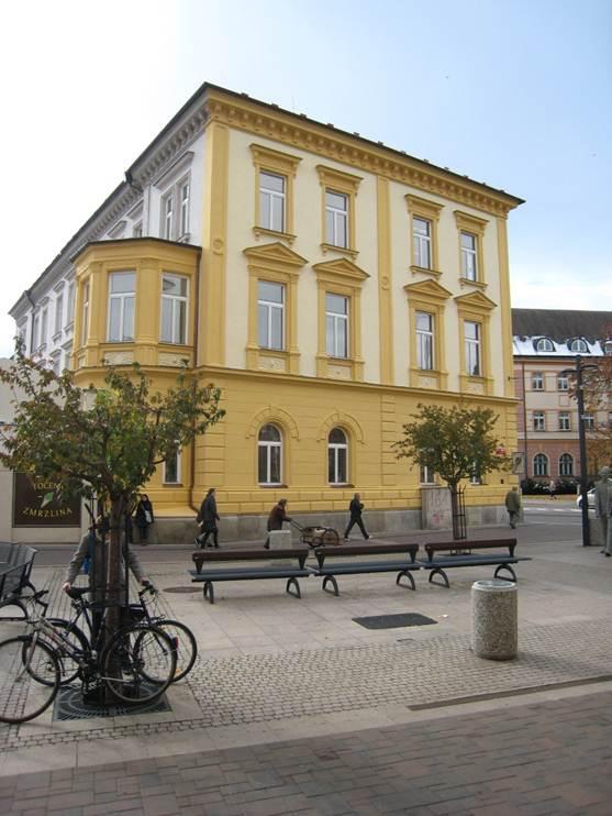 Střední školy a Vyšší odborné školy CR, České Budějovice