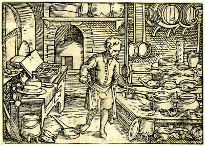 History of Food Preparation
